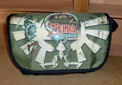 Zelda the Minish Cap Messenger Bag Videogame Wii New New