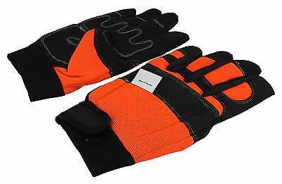 Lightweight Summer Chainsaw Gloves - Choose you size from the drop down box