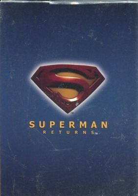 Superman Returns Complete 90 Card Base Set