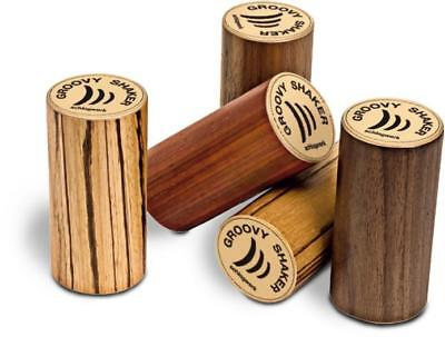 Schlagwerk Sk50 Groovy Shaker Percussion Holz Shaker Caixixi Zwei Kammer System