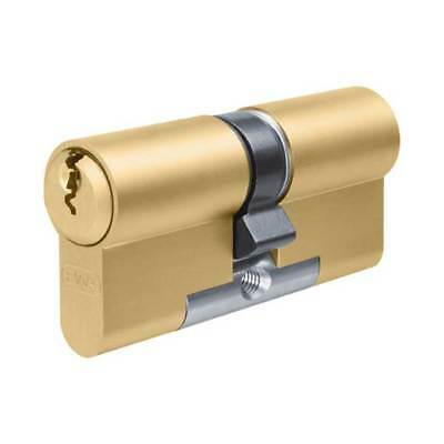 Evva EPS Euro Double Cylinder 62mm PB