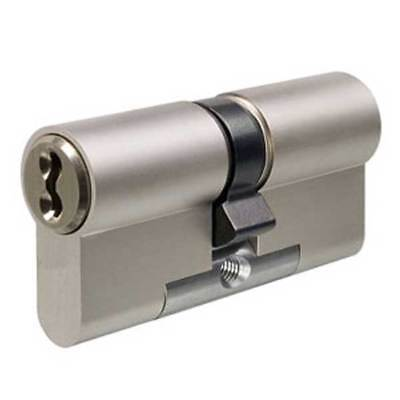 Evva 3KS Plus Dbl Euro Cylinder 62mm NP