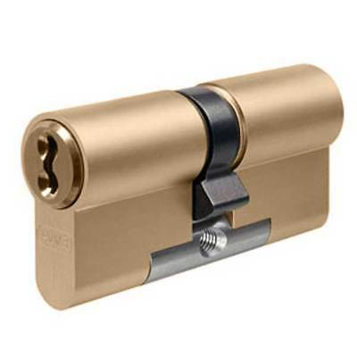 Evva 3KS Plus Dbl Euro Cylinder 62mm PB