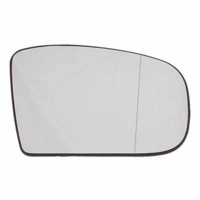 Right hand Driver side for Mercedes S-Class w116 72-80 wing mirror glass