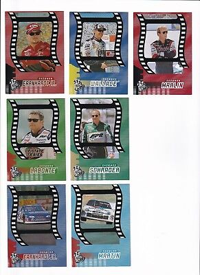2000 Press Pass SHOWMAN NON DIE-CUT! #SM10 Ken Schrader BV$5! SUPER RARE!