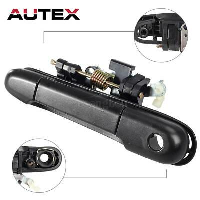 77236 Front Left Door Handle Exterior Driver Side for 91-95 Toyota Tercel/Paseo
