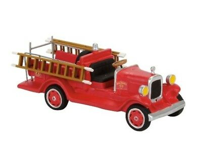 Dept 56 Jack Daniels Old #7 Fire Brigade Truck #4056651 BRAND NEW Free Shipping