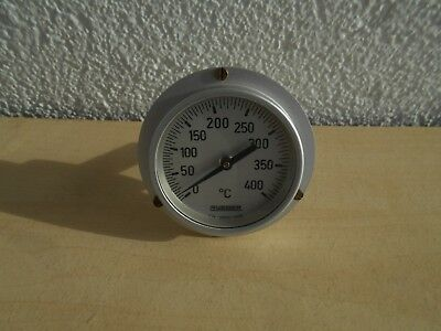 Rüeger Thermometer bis 400 Grad. Y-34 Swiss Made.