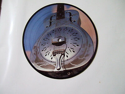 Picture-Single---Dire Straits - Brothers In Arms / PICTURE DISC