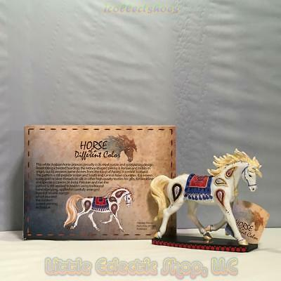 20328 Arabian PAISLEY HORSE #169 Resin Horse of a Different Color Figurine