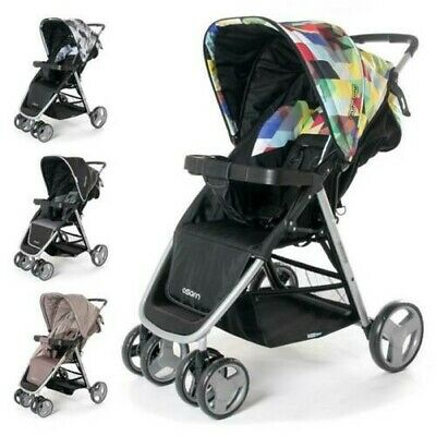 Osann Subway Lightweight Buggy with Reclining Position & Cup Holder Sale -40%