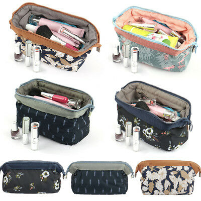 Portable Cosmetic Wash Bag Makeup Storage Travel Toiletry Organizer Case Pouch
