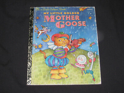 Little Golden Book  My Little Golden Mother Goose  Series A