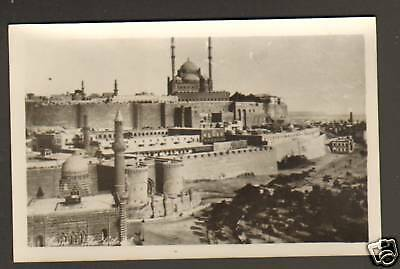 Le Caire (Egypte) Citadel & Mosquee