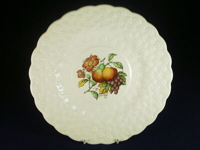 Copeland Spode Floral Entree Plate #3