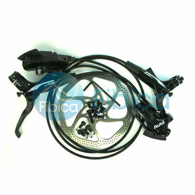 New Avid DB 3 DB3 XC/TRAIL Hydraulic Disc Brake set Elixir 1 3 HS1 Black