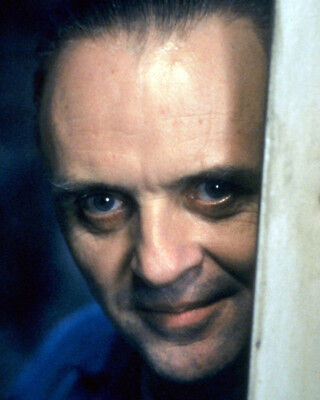 Anthony Hopkins The Silence Of The Lambs 8X10 Photograph C