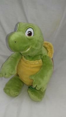 """Dreamworks Over the Hedge Tortoise Verne Soft Toy 14""""  g15a"""