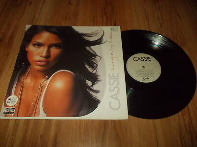 "Cassie-Long way 2 go-12"" single 2006"