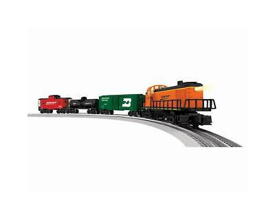 LNL683716 Lionel BNSF O-27 RTR RS-3 Scout Freight Set w/Bluetooth