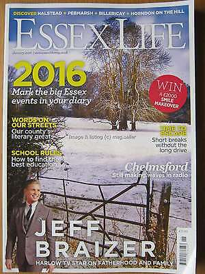Essex Life January 2016 Jeff Brazier Chelmsford Halstead Pebmarsh Horndon