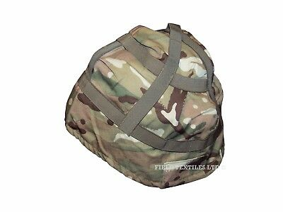 Cover, Combat Helmet GS, MK6 MTP Multicam - British Army Military - NEW - G2735