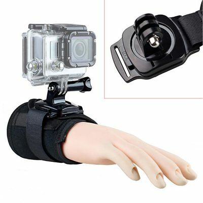 Arm Mount Rotation Wrist Hand Strap Band For Gopro Hero 1 2 3 3+ 4 SJ4000/5000