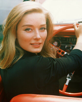 Tania Mallet Stunning Color 8X10 Photograph