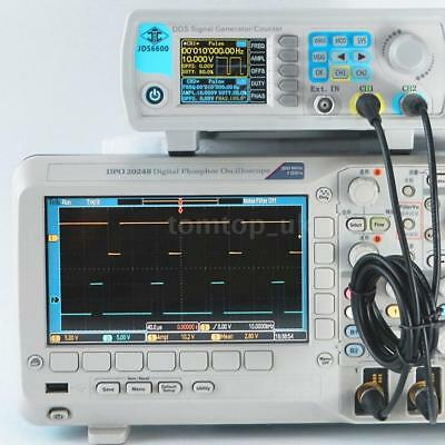 Digital 2-channel DDS Function Signal Generator Arbitrary Waveform Pulse T5G1