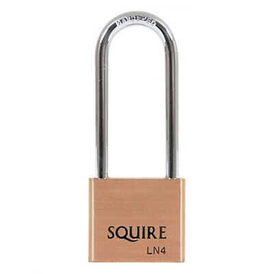 Squire Lion Brs Padlock 40mm LS (LN4-40-2.5)
