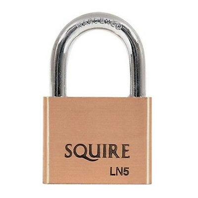 Squire Lion Brs Padlock 50mm KD OS (LN5-50-KD)