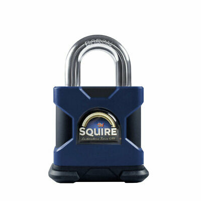 Squire Stronghold 50mm CEN 4 Padlock (SS50S)