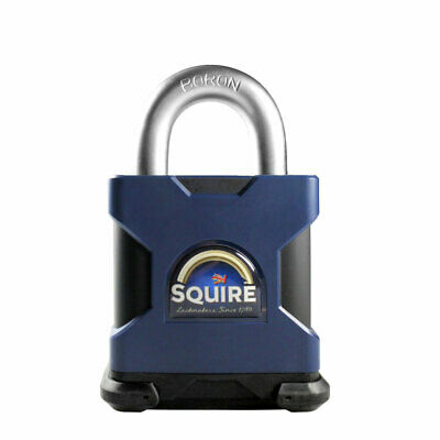 Squire Stronghold 65mm CEN 5 Padlock (SS65S)