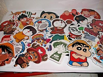 Tokyo Ghoul Dinosaurs Simpsons Family Guy Dragonball  Anime Manga Stickers