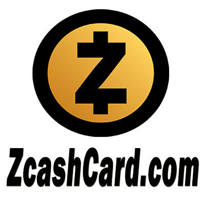 ZcashCard.com Premium Hot Domain Name for ZCash Coin like Bitcoin BTC on Sale