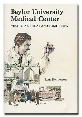 Baylor University Medical Center by Henderson HB 1978  Waco Texas  W7