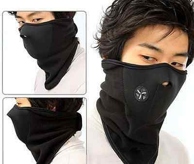 Warm Motorcycle Fleece Riding Mask Bicycle Winter Protection Face Mask Nice