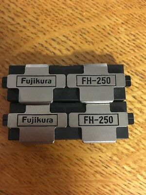 Fujikura Fusion Splicer Ribbon Fiber Holders FH-250