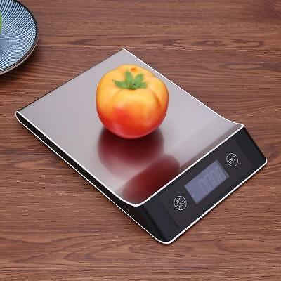 33lb/15kg LCD Digital Electronic Kitchen Scale Meat Food Postal Mailing Compact