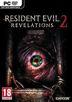 Gioco PC Resident Evil Revelations 2 II Scatola Set incl. Add-Ons