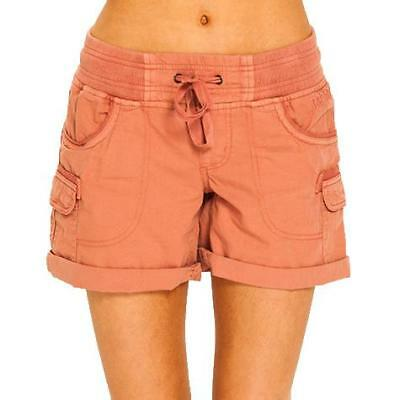 Rip Curl ALMOST FAMOUS II SHORT Womens Casual Shorts - GWAAY1 Rust