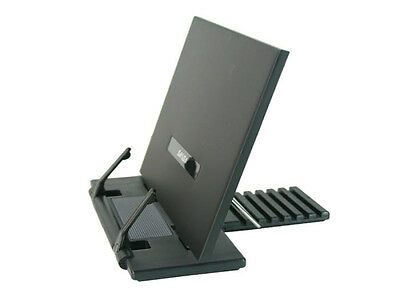 Book Stand Portable Steel Reading Desk Holder Tilt adjustment Small Size
