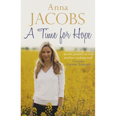 A Time for Hope by Anna Jacobs (Paperback), New Arrivals, Brand New