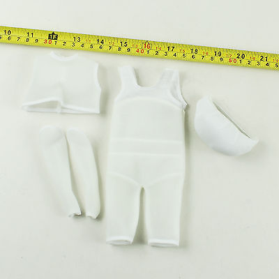 B08-10 1/6th Scale ZCWO PTU Tactical Unit Tong - Fat Body inside suit
