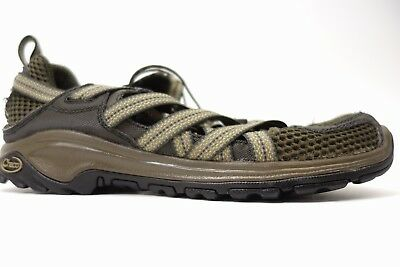 bed6b8739aa Chaco Mens Outcross Evo 1 Outdoor Athletic Trail Hiking Water Shoes Size 10