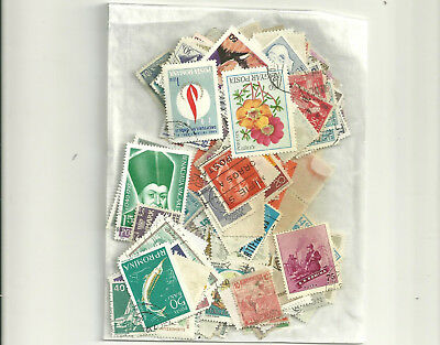 Europe  13 grams mixed collection  off paper stamps