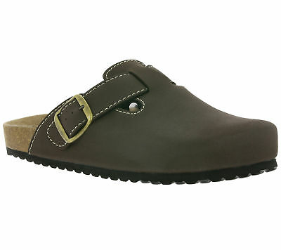 Slippers Boots Slippers Men Brown Men's Women's Closed Supersoft