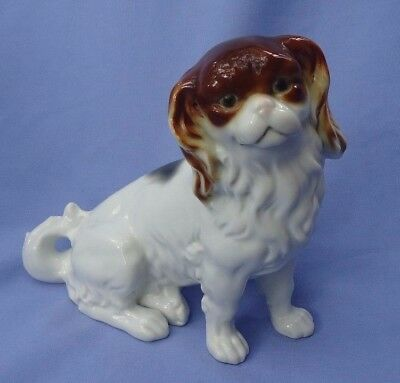 vintage CAVALIER KING CHARLES SPANIEL dog AVP Germany 7""