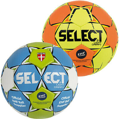 Select Light Grippy Handball Kinderball Jugendball hohe Griffigkeit leicht Grip