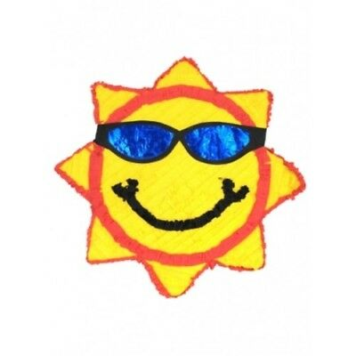 Summer Sun Pinata Birthday Or Party Game/ Decoration